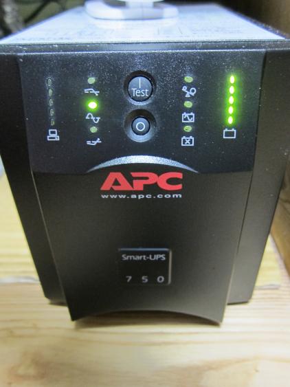 Apc Smart Ups 750 With Ubuntu 114 Joe Weins Blog